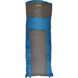Eureka Minnow Sleeping Bag: 45 Degree Synthetic - Kids'