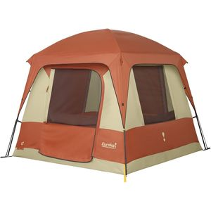 Eureka Copper Canyon 4 Tent: 4-Person 3-Season
