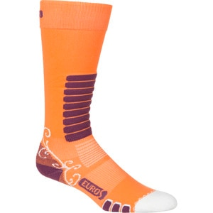 EURO Socks Sweet Silver Ski Socks - Women's