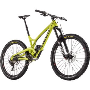 Evil Bikes Insurgent XTR Complete Mountain Bike - 2016