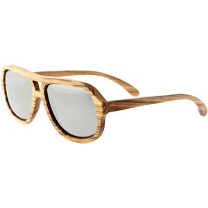Earth Wood Cannon Sunglasses - Polarized