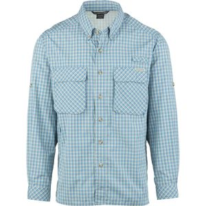 ExOfficio Air Strip Micro Plaid Shirt - Long-Sleeve - Men's