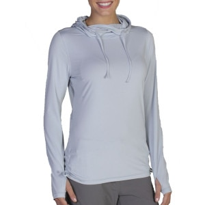 ExOfficio Sol Cool Ultimate Hooded Shirt - Long Sleeve - Women's
