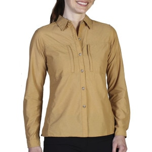 ExOfficio Dryflylite Shirt - Long-Sleeve - Women's