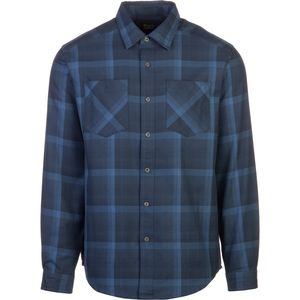 ExOfficio Geode Flannel Shirt - Long-Sleeve