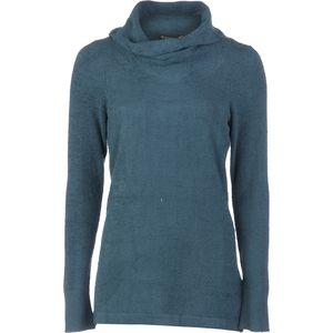 ExOfficio Irresistible Dolce Cowl Neck Sweater - Women's