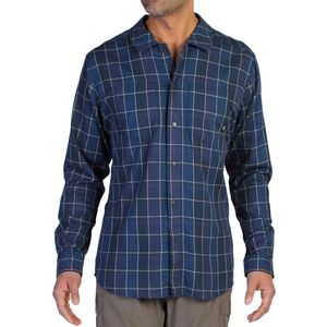 ExOfficio BugsAway Talisman Plaid Shirt - Long-Sleeve - Men's