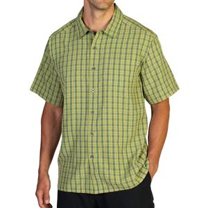ExOfficio Pisco Plaid Shirt - Short- Sleeve - Men's