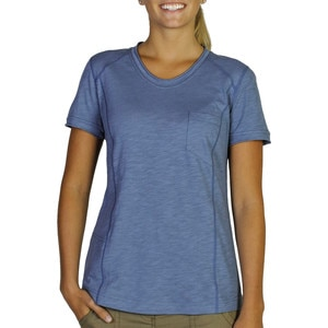 ExOfficio Techspressa V-Neck Shirt - Short-Sleeve - Women's