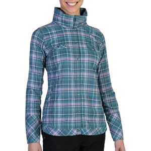 ExOfficio Alba Plaid Shirt - Long-Sleeve - Women's