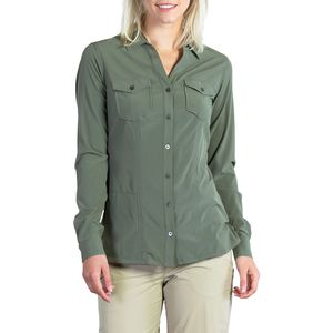 ExOfficio Kizmet Shirt - Long-Sleeve - Women's