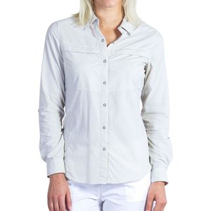 ExOfficio Bugsaway Halo Check Shirt - Long-Sleeve - Women's