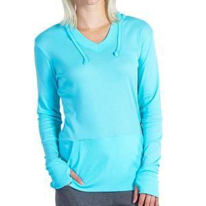 ExOfficio BugsAway Lumen Pullover Hooded Shirt - Long-Sleeve - Women's