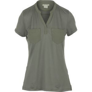 ExOfficio Wanderlux Henley Shirt - Short-Sleeve - Women's