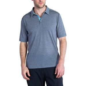 ExOfficio Sol Cool Jacquard Polo Shirt - Short-Sleeve - Men's