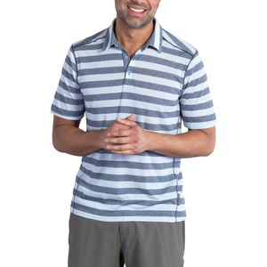 ExOfficio Sol Cool Jacquard Polo Shirt - Short-Sleeve - Men's