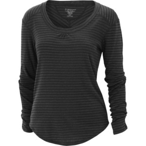 Ex Officio ExO Dri Pointelle Scoop Shirt - Long-Sleeve - Womens