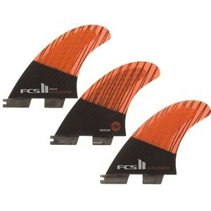 FCS Accelerator Performance Core Carbon Surfboard Fins