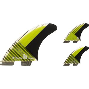 FCS Carver Performance Core Carbon Surfboard Fins