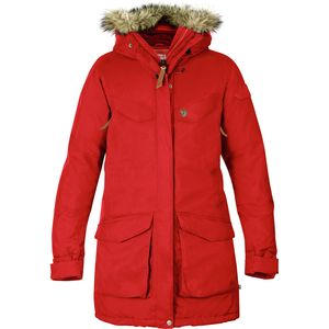 Fjallraven Nuuk Insulated Parka - Women's