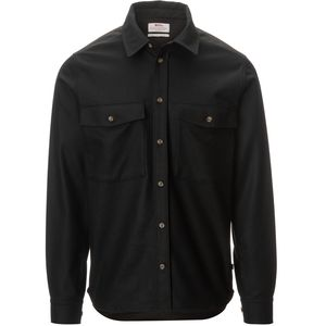Fjallraven Ovik Wool Shirt - Long-Sleeve - Men's