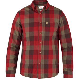 Fjallraven Ovik Big Check Shirt - Long-Sleeve - Men's