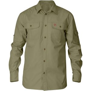 Fjallraven Sarek Trekking Shirt - Long-Sleeve - Men's