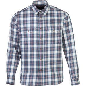 Fjallraven Sarek Flannel Shirt - Long-Sleeve - Men's