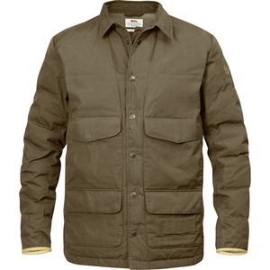 Fjallraven Sormland Down Shirt Jacket - Men's