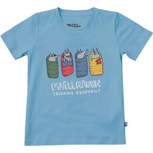 Fjallraven Sleeping Foxes T-Shirt - Short-Sleeve - Boys'