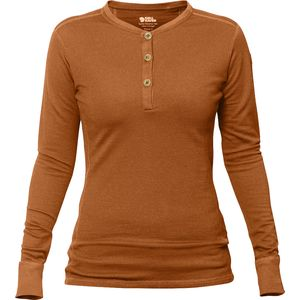 Fjallraven Lappland Merino Henley Shirt - Long-Sleeve - Women's
