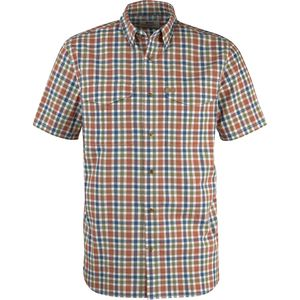 Fjallraven Ovik Plaid Shirt - Short-Sleeve - Men's