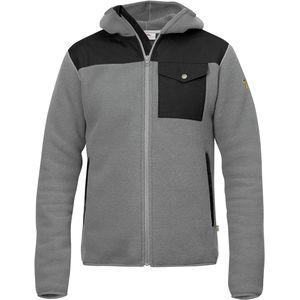 Fjallraven Singi Fleece Hooded Jacket – Men's