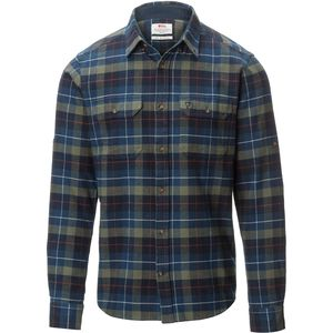 Fjallraven Singi Heavy Flannel Shirt - Long-Sleeve - Men's