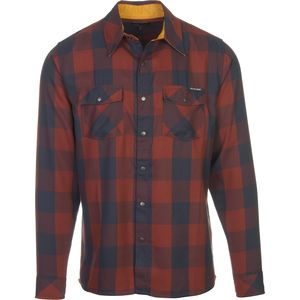 FlyLow Gear Handlebar Tech Flannel Shirt - Long-Sleeve - Men's