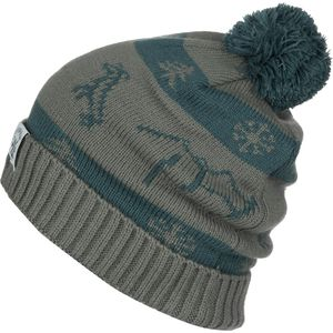 FlyLow Gear The Caveman Pom Beanie