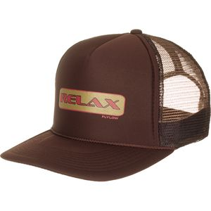 FlyLow Gear Mullet Umbrella Trucker Hat