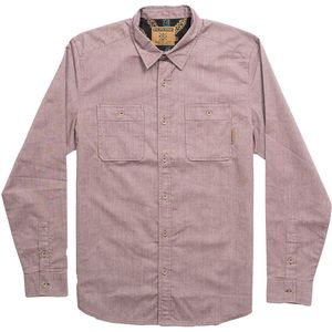 FlyLow Gear Royal Chambray Shirt - Long-Sleeve - Men's