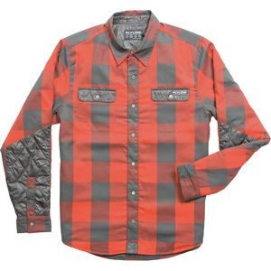 FlyLow Gear Sinclair Insulated Flannel Shirt Jacket - Men's
