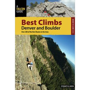 Falcon Guides Best Climbs Denver and Boulder