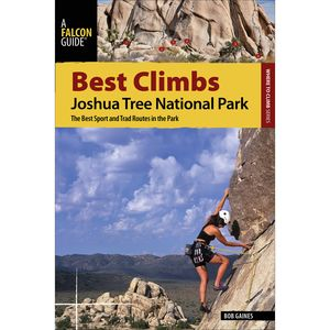 Falcon Guides Best Climbs Joshua Tree National Park