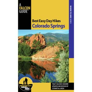 Falcon Guides Best Easy Day Hikes: Colorado Springs - 2nd Edition