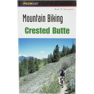 Falcon Guides Mountain Biking Crested Butte Guide Book