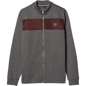 Fred Perry USA Bradley Wiggins Chest Panel Track Jacket - Men's