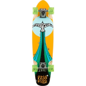 Freeride Hightail Complete Cruiser