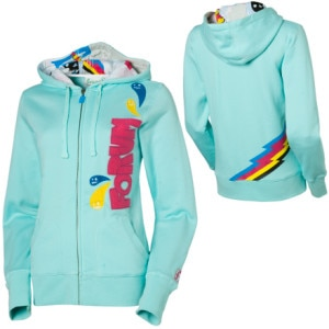 Forum Craft Full-Zip Hooded Sweatshirt - Womens