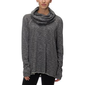 Free People Cocoon Cowl Neck Shirt - Long-Sleeve - Women's