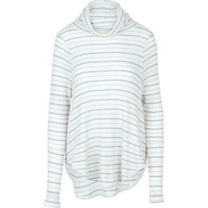 Free People Drippy Thermal Striped Sweater - Women's