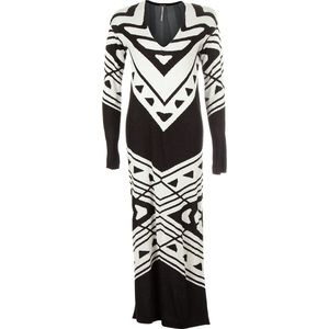 Free People Patterned Bauhaus Swit Dress - Women's