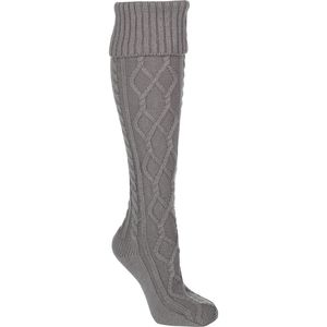 Free People Cozy Cable Over The Knee Sock